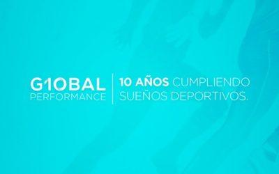 Décimo aniversario, nueva imagen para Global Performance