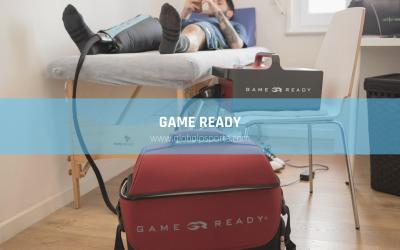 GAME READY: La solución más efectiva para la termoterapia
