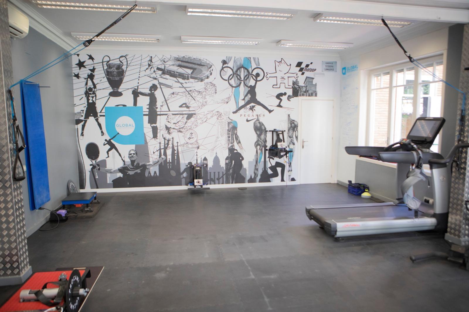 Global Performance | Instalaciones Centro Alto Rendimiento Deportivo