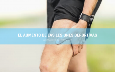¿Has notado un aumento de lesiones durante la temporada?